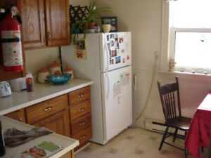 Bright one-bedroom flat in West End Halifax