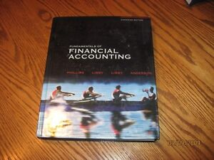 Fundamentals of Financial Accounting - University Text Book