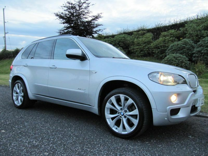 2009 bmw x5 35d m sport 7 seats sat nav media pack twin turbo in banbridge county down. Black Bedroom Furniture Sets. Home Design Ideas