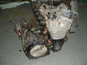 1984 Yamaha FJ1100 - engine