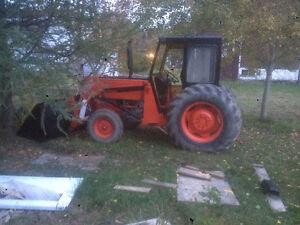 tracteur massey ferguson 165 industriel