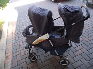Double Stroller / Carriage