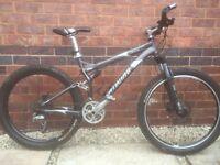 Specialised FSR XC mountain bike