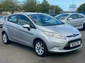 2011 Ford Fiesta 1.25 Zetec 5dr Hatchback Petrol Manual