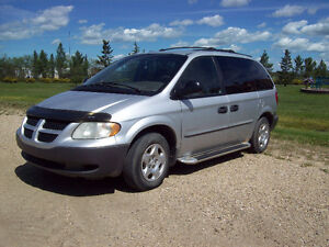 2002 Plymouth Voyager Minivan, Van