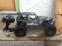 Rock Crawler Scale/Trail Truck RC Parts