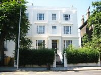 CHARMING, NATURALLY BRIGHT &, SELF-CONTAINED studio with kitchenette, in heart of Notting Hill