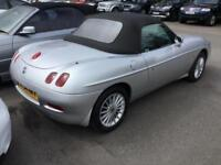 2004 FIAT BARCHETTA 1.8 16v 2dr LHD