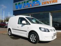 2012 Volkswagen CADDY C20 TDI 102ps Van *SPECIAL EDITION* Manual Small Van