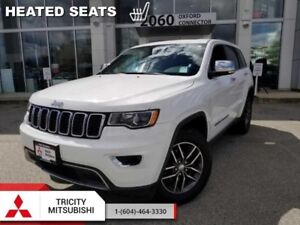 2017 Jeep Grand Cherokee Limited  LEATHER-SUNROOF