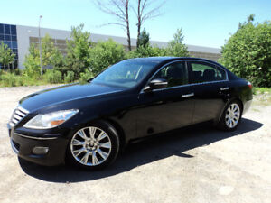 2009 Hyundai Genesis w/Technology Pkg Sedan