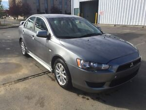 2012 Mitsubishi Lancer ALL WHEEL DRIVE CERTIFIED