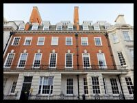 ( W1W - Bond Street ) Office Space to Let - All inclusive Prices - No agency Fees
