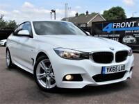 2015 BMW 3 SERIES 320D M SPORT GRAN TURISMO AUTOMATIC HATCHBACK DIESEL
