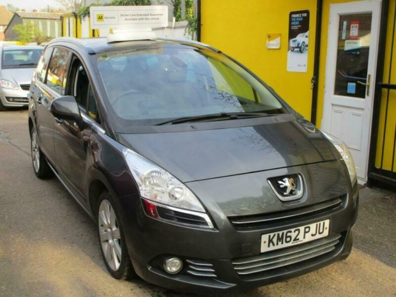 2012 Peugeot 5008 1 6 e HDi 115 Allure 5dr EGC 7 Seater 5 door MPV | in  Hounslow, London | Gumtree