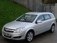 2008 57 Vauxhall/Opel Astra 1.7 CDTi 16v Design 5dr Estate