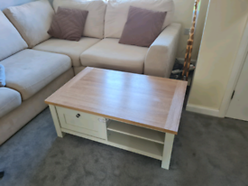 Malvern coffee table from Next