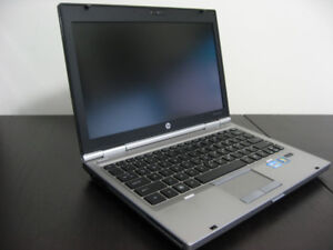 HP EliteBook Core i5 2.6(3.3)Ghz 8GB Ram 500GB HD Laptop