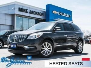 2013 Buick Enclave Leather  - Certified - Leather Seats