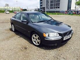 """VOLVO S60 2.4 DIESEL 55/05 PLATE""""""""ALLOYS""""""""ELECTRIC/WINDOWS/MIRRORS /ELECTRIC SEATS/"""