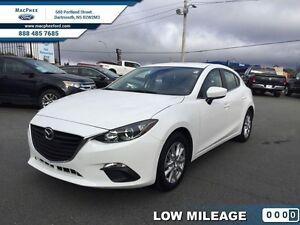 2016 Mazda Mazda3 GS   - Low Mileage