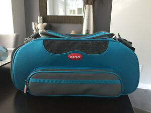 Argo large aero pet airline approved pet carrier