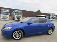 2011 Lexus CT 200h 1.8 SE-L Premier CVT 5dr
