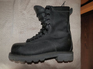 Terra Cold Wet Weather Steel Toes boots