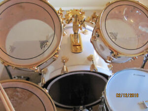 DW Collector's Maple Drums