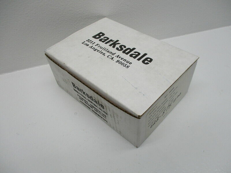 BARKSDALE B2T-M48SS * NEW IN BOX *