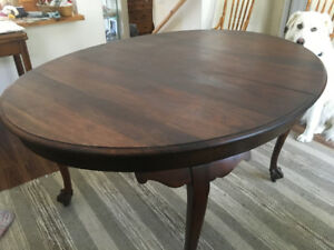Gibbard Oval Dining Table
