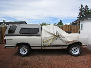 1983 Dodge Prospector Short Box Pickup