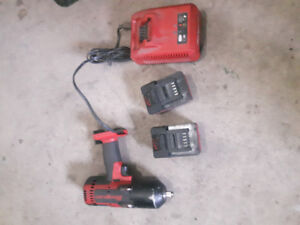 Snap on 1/2 electric impact