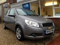2010 10 Chevrolet AVEO 1.2 LS FINANCE AVAILABLE