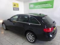 BLACK AUDI A4 2.0 AVANT TDI SE TECHNIK ***FROM £187 PER MONTH***