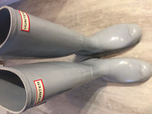 Authentic Ladies Tall Gloss Hunter Boots