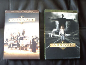 Carnivale Complete Series