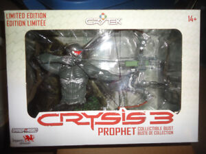CRYSIS 3 PROPHET COLLECTABLE BRAND NEW