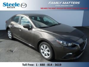 2015 Mazda MAZDA3 GX Sky-Activ  Own for $122 bi-weekly with $0 d