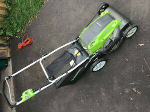 Electric lawnmower 13A