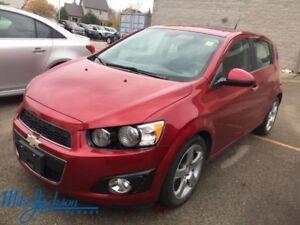2012 Chevrolet Sonic LT  - Bluetooth -  Cruise Control