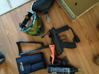 Selling Spyder MR1 Military Kit with accessories! (paintball)