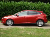 2013 Ford FOCUS 1.0 ZETEC 125 Manual Hatchback