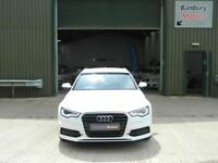 Audi A6 2.0TDI (177ps) S Line Estate 5d 1968cc (C7)