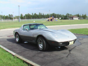 1978 SILVER ANNIVERSARY STING RAY