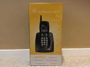 GE 900MHz Cordless Caller ID 26943GE2-A