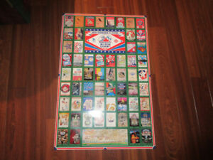 1991 Major League Baseball All Star Game Poster