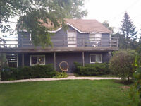 Spacious Room for Rent, Port Elgin...all included, private space