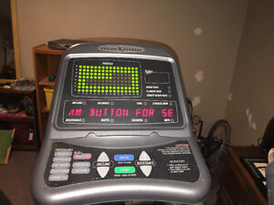 Vision Fitness Eliptical REDUCED FROM $240