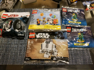 Lego Polybags and Promos